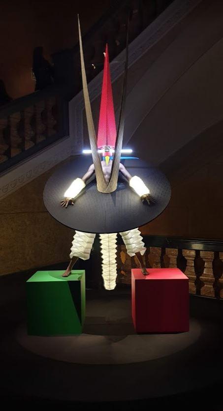 Allegoria Mobile e Luminosa, 2017